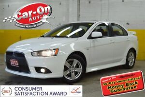 2013 Mitsubishi Lancer SE AWC LEATHER SUNROOF HEATED SEATS