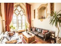 Stunning Grade II listed church - 3 double bedrooms, 2 baths, off street parking, city centre