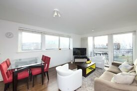 STUNNING 2 BED 2 BATH, WRAP AROUND BALCONY, GREENWHICH SE10- TG