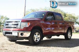 2014 Ford F-150 XLT, 4X4, KEYLESS ENTRY, BACK UP CAM