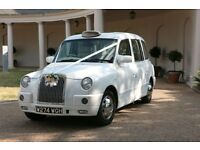 Modern London Taxi Luxury / Wedding Classic Car Hire / London