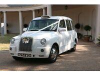Modern London Taxi Luxury / Wedding Classic Car Hire / London