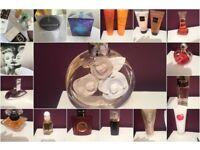 Fragrances. Perfumes