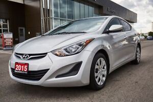 2015 Hyundai Elantra HEATED SEATS / BLUETOOTH / LOW KMS