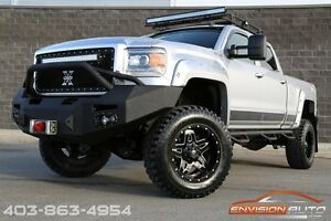 2015 GMC SIERRA 2500HD SLT - CUSTOM SHOW TRUCK - LIFTED