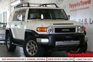 2013 Toyota FJ Cruiser SINGLE OWNER LOW MILEAGE DEALER SERVICED