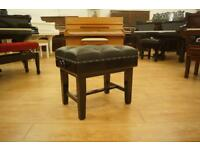 Brand new concert piano stool