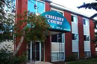 Welcome to Chelsey Apartments 10730 - 109 Street NW, Edmonton, A