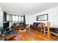 Modern 2 Bed 2 Bath Flat in New Providence Wharf, E14, Canary Wharf, Concierge, Gym, Balcony- SA
