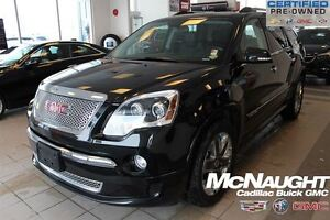 2012 GMC Acadia Denali | AWD | NAV | Heated Seats | Sunroof