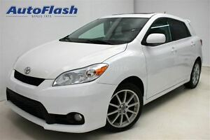2011 Toyota Matrix 'S' Sport *Toit-Ouvrant/Sunroof *Bluetooth *F