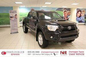 2013 Toyota Tacoma Double Cab TRD SPORT 6-SPEED
