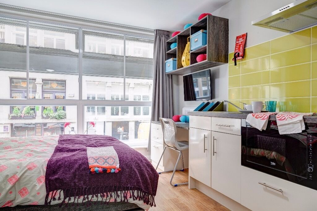 Bedroom Flat Liverpool City Centre Bills Included