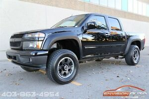 2012 Chevrolet Colorado LT - CREW CAB - 4 X 4 - ONLY 99,000KMS