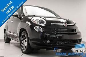 2014 Fiat 500L LOUNGE *Prix Révisé** PROMO PNEUS D'HIVER * CAMÉR
