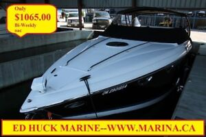 2011 Cobalt Boats 323 Performance Cuddy 6 MONTHS NO PAYMENTS!