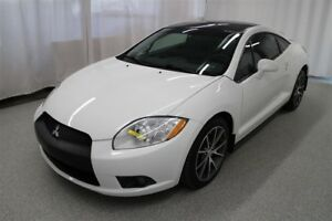 2012 Mitsubishi Eclipse GT CUIR, TOIT, MAGS, SUBWOOFER FOSGATE