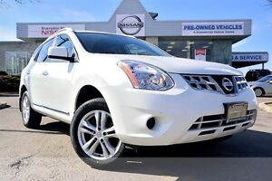 2012 Nissan Rogue SV *Heated seats Rear view monitor Bluetooth*