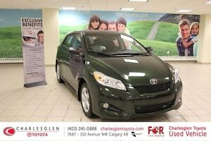 2013 Toyota Matrix Touring Value Package