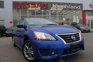 2015 Nissan Sentra SR Sunroof/ Navigation/ Heated Seats/ Fog Lig