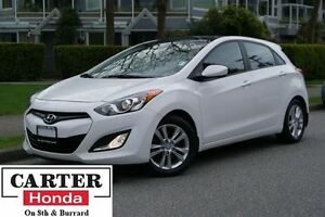 2013 Hyundai Elantra GT GLS + HATCH + PANOROOF + HEATED SEATS!