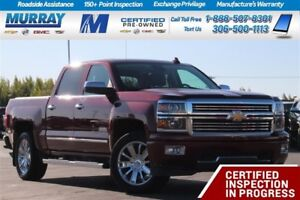 2015 Chevrolet Silverado 1500 High Country*NAV SYSTEM,HEATED SEA