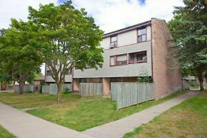 2 Bdrm Townhouse available at 90 Churchill Street, Waterloo Kitchener / Waterloo Kitchener Area image 1