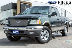 2003 Ford F-150 XLT - LARIAT! YOU CERTIFY & YOU SAVE!