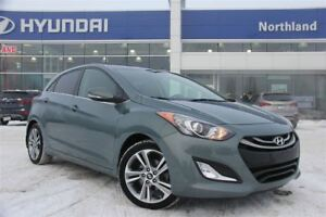 2014 Hyundai Elantra GT Limited/Bluetooth/Sunroof/Heated Seats