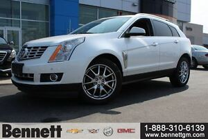 2014 Cadillac SRX Premium - Navigation, Heated Seats, Safety Pac