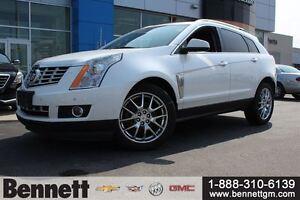 2014 Cadillac SRX Premium - Navigation, Heated Seats, Safety Pac