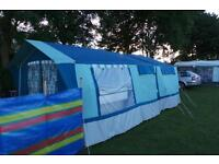 CONWAY VISION 2003 TRAILER TENT - 8 BERTH FOR SALE - BARGAIN