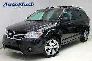 2012 Dodge Journey SXT & Crew 3.5L * Toit-Ouvrant/Sunroof * A/C