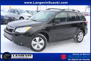 2015 Subaru Forester TOURING/TOIT PANORAMIQUE/4X4
