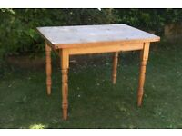 Lovely Old Pine Table