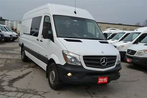 2015 Mercedes-Benz Sprinter High Roof 4 CYL backup camera