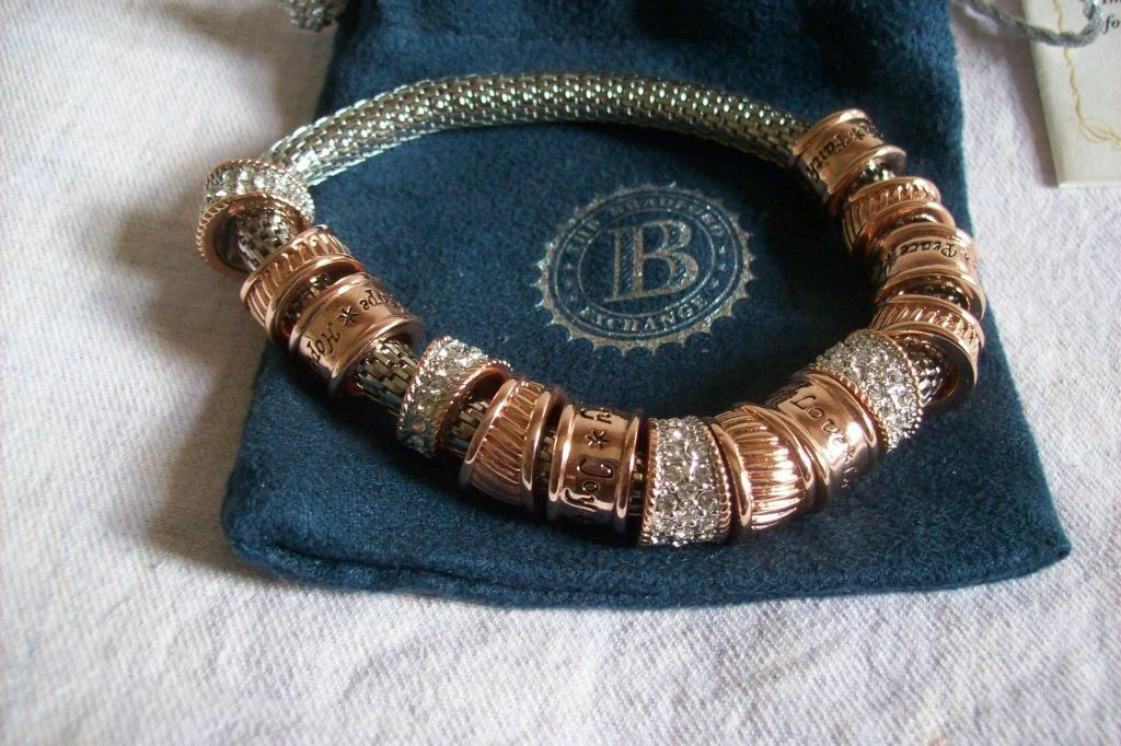 Copper Beaded Bracelet Nature S Healing Touch From Bradford Exchange