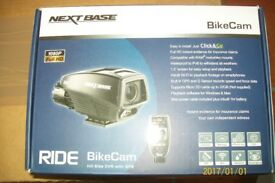 NEXT BASE RIDE HARD WIRE BIKE CAM NEW
