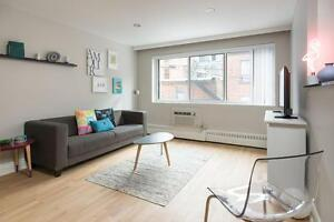 2BR Furnished - Flexible 4 to 8 month lease! #1109