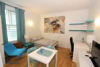Bright, Cozy, Furnished Studios! Well-Priced, Move-in Sept 1st!