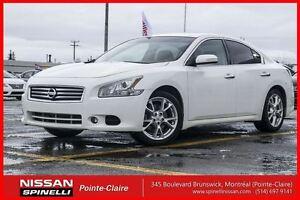 2012 Nissan Maxima 3.5 SV CERTIFIÉ/1.9%/ CLEAN