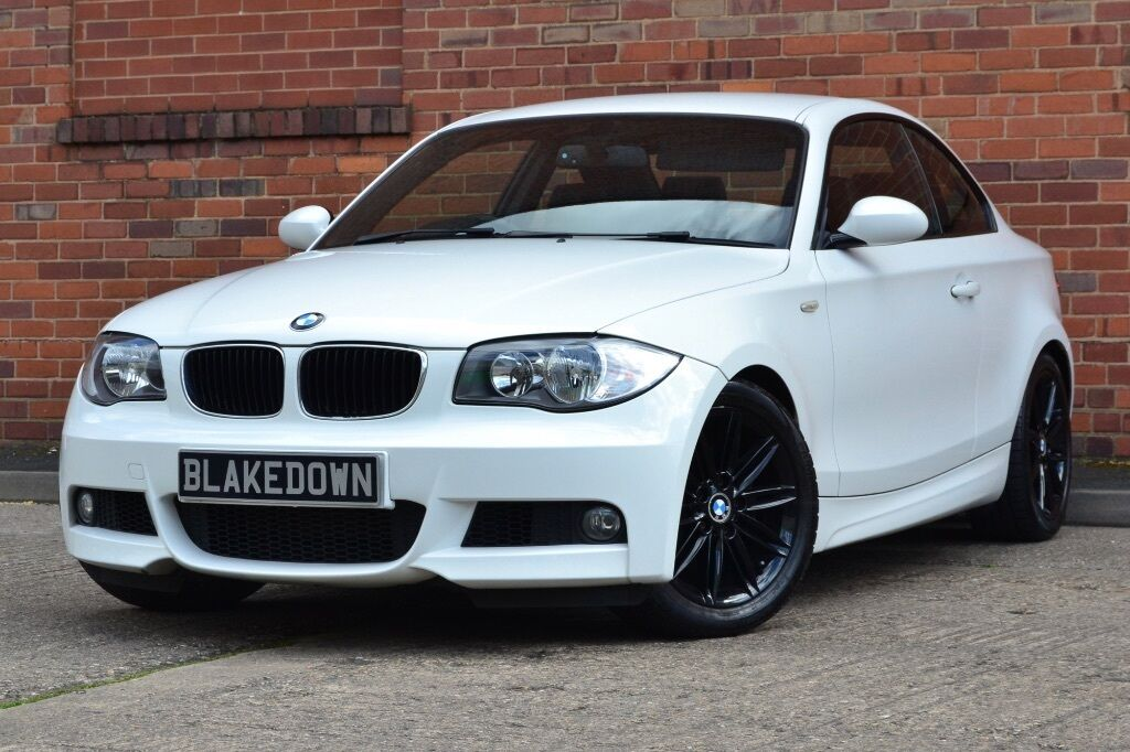 finance from bmw 120d m sport 1 series coupe white fsh mot 118 123 e82. Black Bedroom Furniture Sets. Home Design Ideas