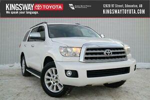 2010 Toyota Sequoia 4WD 5.7L Platinum