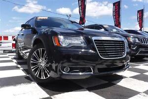2013 Chrysler 300 S | AWD | Heated Seats | Backup Camera |