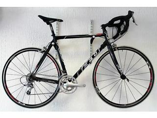 9.1kg 56cm Felt Road Racing Bike Carbon Forks And Stays Shimano Wheels 18 Speed
