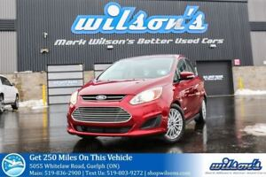 2014 Ford C-Max HYBRID SE HEATED SEATS! POWER LIFT GATE! REMOTE