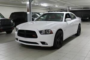 2014 Dodge Charger R/T PLUS *CUIR ROUGE/TOIT/NAV/CAMERA RECUL/HE