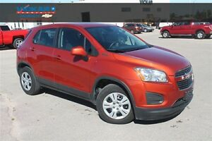 2014 Chevrolet Trax LS * Accident Free * Bluetooth *
