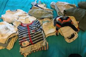 Baby boy bundle 0-3,3-6 + everything you need for baby boy