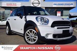2015 MINI Cooper Countryman Cooper S *Leather, Bluetooth, Panora
